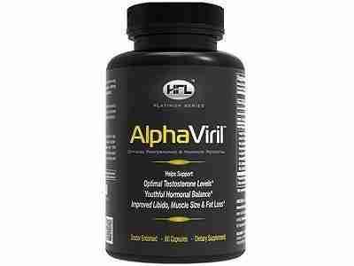 alpha viril
