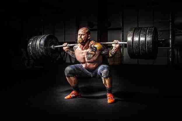 increased strength from nofap