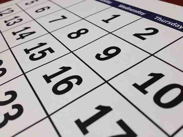 nofap rebooting calendar